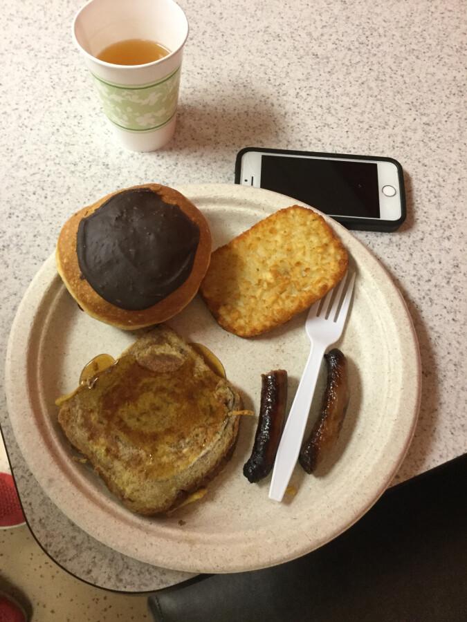 Breakfast Club Food
