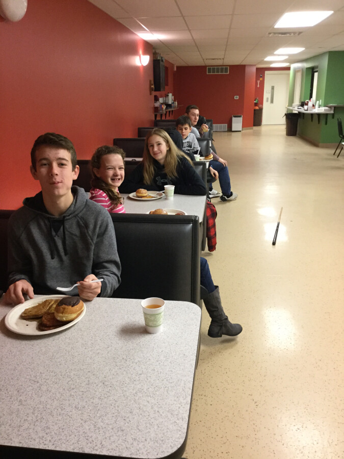 Breakfast Club Kids