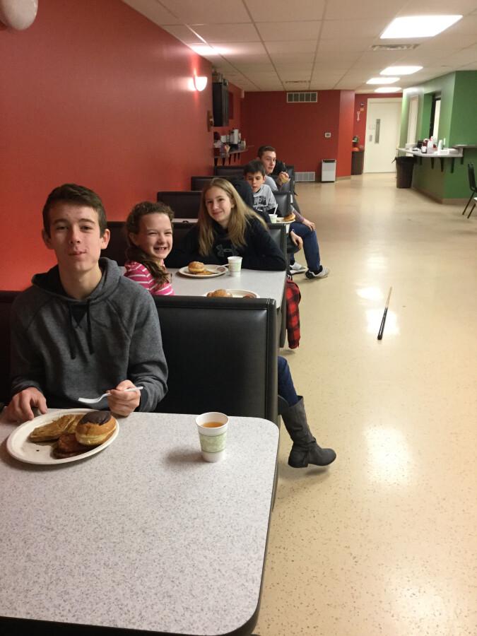 Breakfast Club 7
