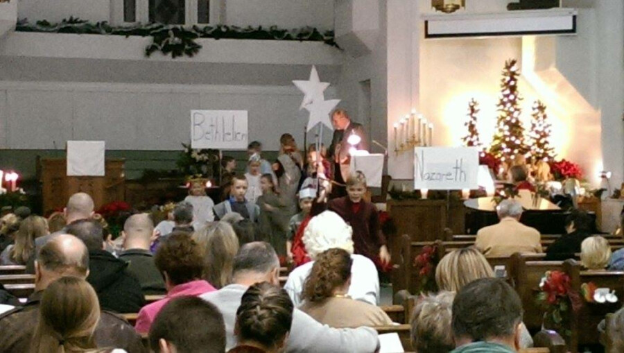 Christmas Pageant 2015 3
