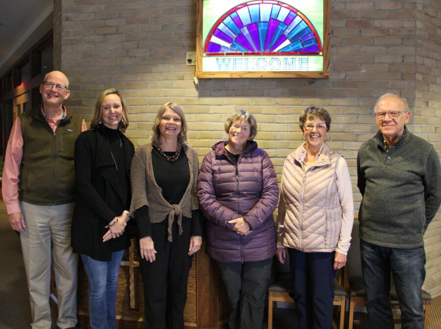 Adult Ed Ministry Team